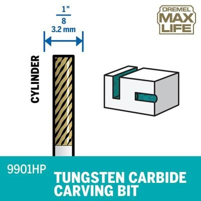 High Performance 9901 Carbide Cutter