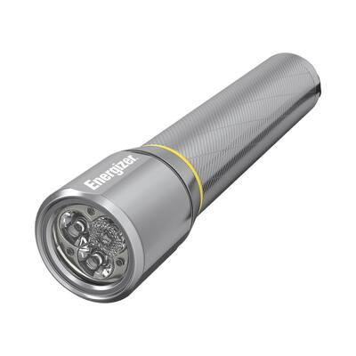 Performance Metal Handheld Flashlight, 600 Lumens
