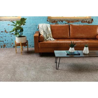 It's Magic Mirage Texture Peel and Stick 9 in. x 36 in. Plank Carpet Tile (6-Tiles/Case)