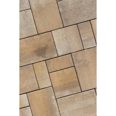 Reno Patio-on-a-Pallet 10 ft. x 9 ft. Rectangle Santa Fe Concrete Paver (152-Pieces/94 sq. ft./Pallet)