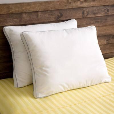 Powernap Celliant Blend 100% Cotton King White Pillow