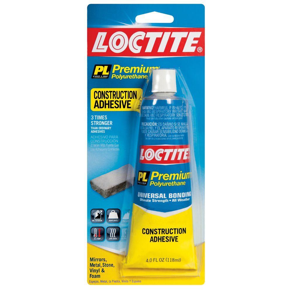 PL Premium 4 fl. oz. Polyurethane Adhesive (6-Pack)