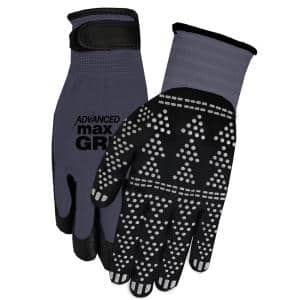 Gray Advanced Max Grip 3-Pack