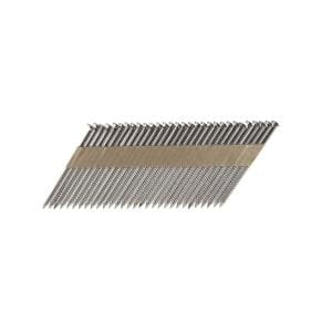 2-3/8 in. x 0.113 Paper Tape Collated Stainless Steel Ring Shank Framing Nails (500 per Box)