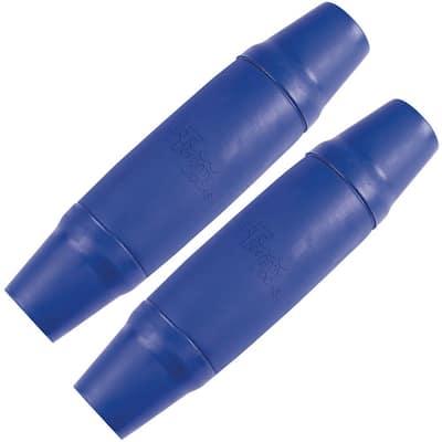 18 in. x 5 in. x 5 in. Pipe Bumper (2-Pack)