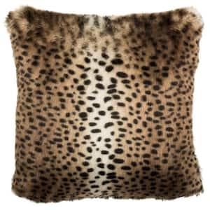 None Down Alternative Standard Throw Pillow