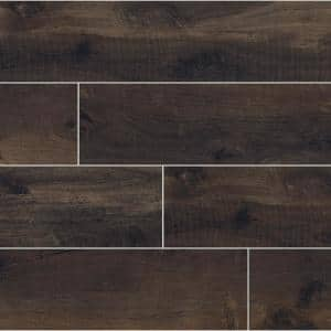 Country River Bark 8 in. x 48 in. Matte Porcelain Floor and Wall Tile (10.66 sq. ft./Case)