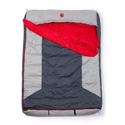 M-3D 10°F /-12.2° Multi-Down Double Wide Sleeping Bag
