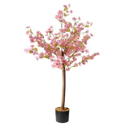 4 ft. Artificial Cherry Blossom Tree