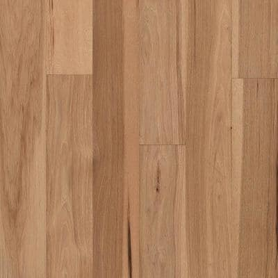 Take Home Sample - Hydropel Hickory Natural Engineered Hardwood Flooring - 5 in. x 7 in.