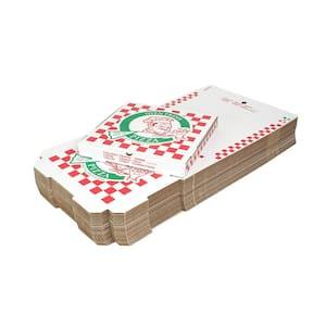 16 in. Pizza Box 200-Pack (16 in. L x 16 in. W x 1 7/8 in. D)