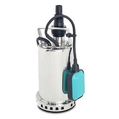 1 HP 900-Watt Stainless Steel Submersible Sump Pump