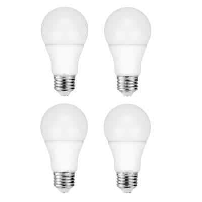 Euri Lighting A19 Dimmable Led Light Bulbs Light Bulbs The Home Depot