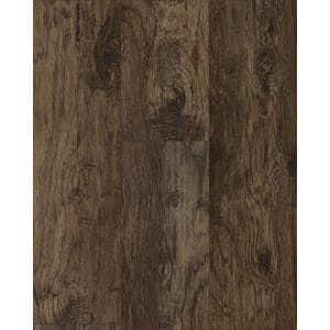 Saratoga Hickory Coffee 7 mm Thick x 7-2/3 in. Wide x 50-5/8 in. Length Laminate Flooring (24.17 sq. ft. / case)