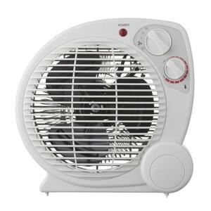1500-Watt Electric Fan Forced Portable Heater