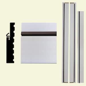 1-1/4 in. x 6-9/16 in. x 83 in. Primed Composite Patio Door Frame Kit
