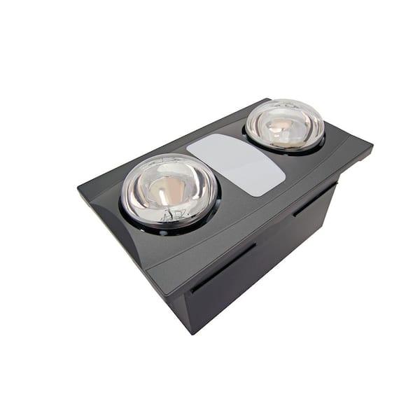 E27 275w Infrared Heat Lamp Light Bulb, Best Bathroom Heater Vent Light