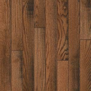 Revolutionary Rustics Oak Forest Colony 3/4 in. T x 3-1/4 in. W x Varying L Solid Hardwood Flooring (22 sq.ft./case)