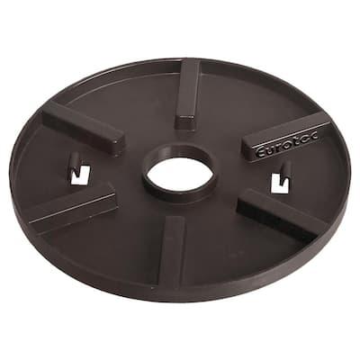Deck Support Plastic Adjustable Pedestal ECO S base plate - (50-Pieces / Box)
