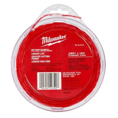 0.080 in. x 150 ft. Trimmer Line