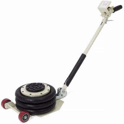 3-Ton Triple-Bag Pneumatic Air Jack with Extended Handle