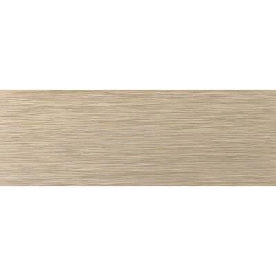 Strands Olive 6 in. x 12 in. Cove Base Porcelain Floor Tile (0.50 sq. ft.)