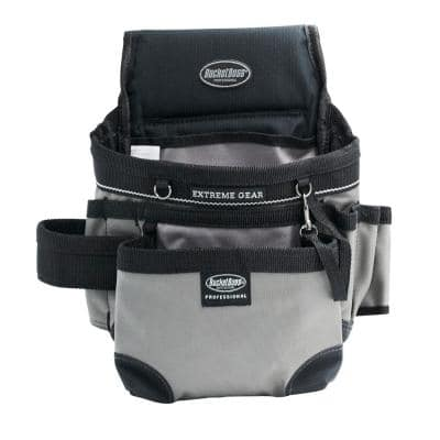 10.5 in. 14-Pocket Mullet Buster Tool Pouch