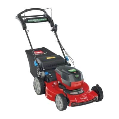 Recycler 22 in. SmartStow 60-Volt Max Lithium-Ion Cordless Battery Walk Behind Push Lawn Mower (Tool-Only)