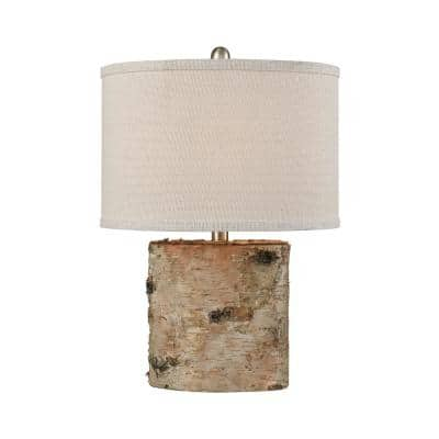 Barkwell Oval Table Lamp