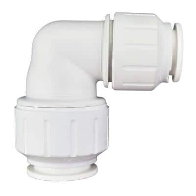 1 in. x 3/4 in. Plastic 90-Degree Push-to-Connect Reducing Elbow Fitting