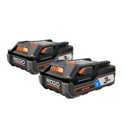 18-Volt OCTANE Bluetooth 3.0 Ah Battery 2-Pack