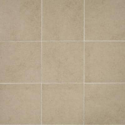Manvel Ash 12 in. x 12 in. Ceramic Floor and Wall Tile (10.67 sq. ft./Case)