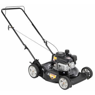 21 in. 132 cc OHV Powermore Gas Walk Behind Push Lawn Mower