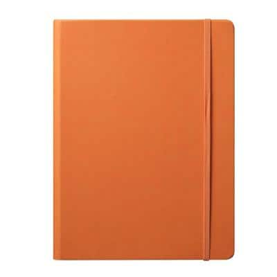 7 in. x 10 in. Cool Jazz Journal Large, Orange