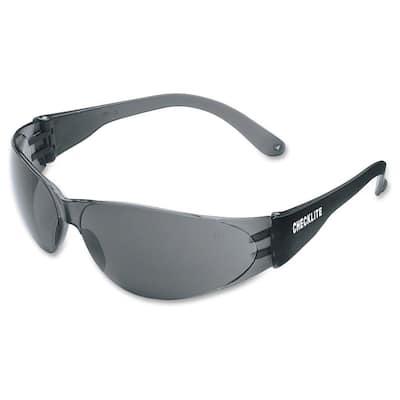 Checklite Gray Lens Safety Glasses