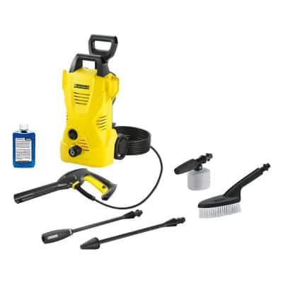 K2 CCK 1,600 PSI 1.25 GPM Water Electric Pressure Washer