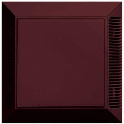 Intake/Exhaust Siding Vent #078-Wineberry