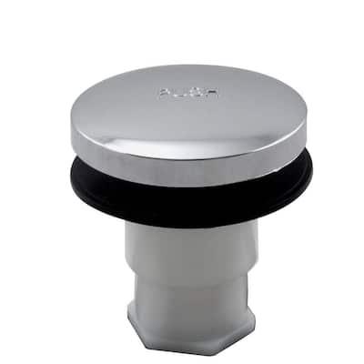 Tip-Toe Bath Mechanism in Chrome