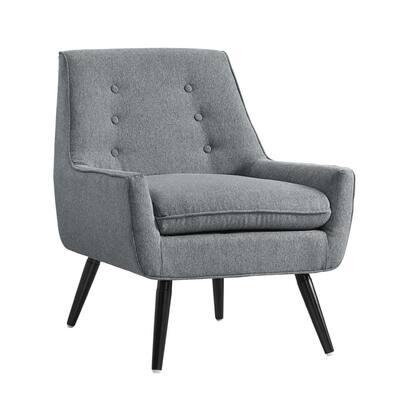 Trelis Gray Flannel Arm Chair