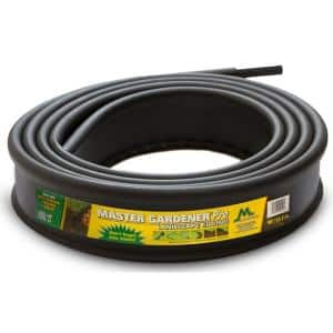 40 ft. Master Gardener PRO Coiled Edging with Stakes