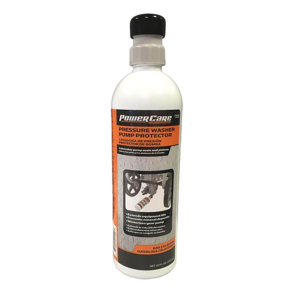 Powercare 12 oz. Pressure Washer Pump Protector