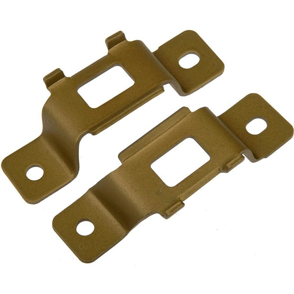 Help Tailgate Latch Striker Plates 2 Pack 38432 The Home Depot
