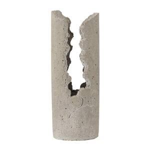 5.1 in. Gray Concrete Planter