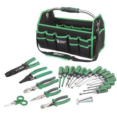 22-Piece Electrician's Tool Set
