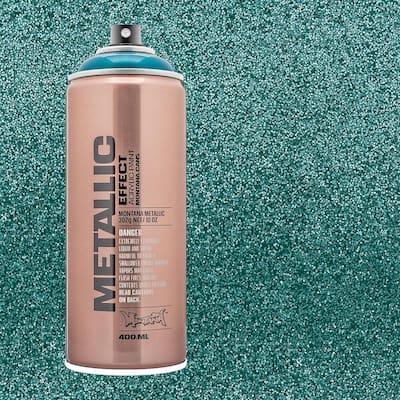 10 oz. METALLIC EFFECT Spray Paint, Caribbean