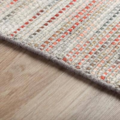 Yuma 1 Silver 2 ft. 3 in. x 7 ft. 6 in. Area Rug