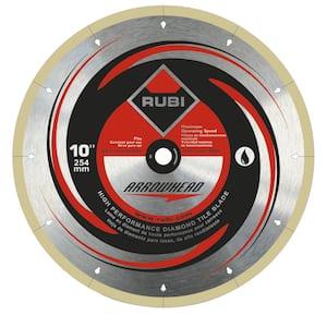 10 in. Premium Arrowhead Blade