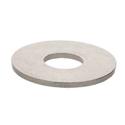 1/4 in. Zinc Flat Washer (12-Pack)