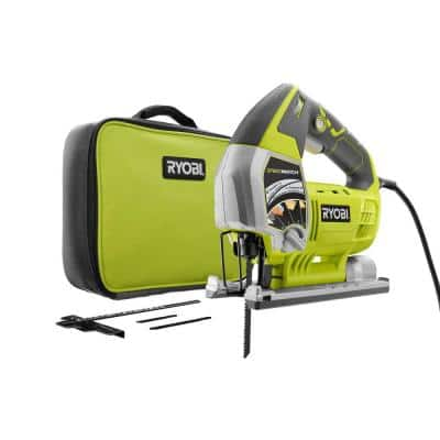 6.1 Amp Corded Variable Speed Orbital Jig Saw with SPEEDMATCH Technology