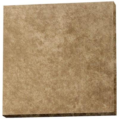 SonoLite Panels - 2 ft. W x 2 ft. L x 1 in. H - Tan